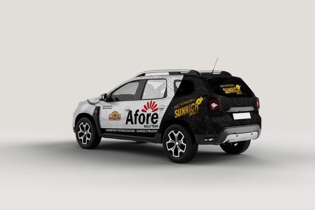 afore rally team