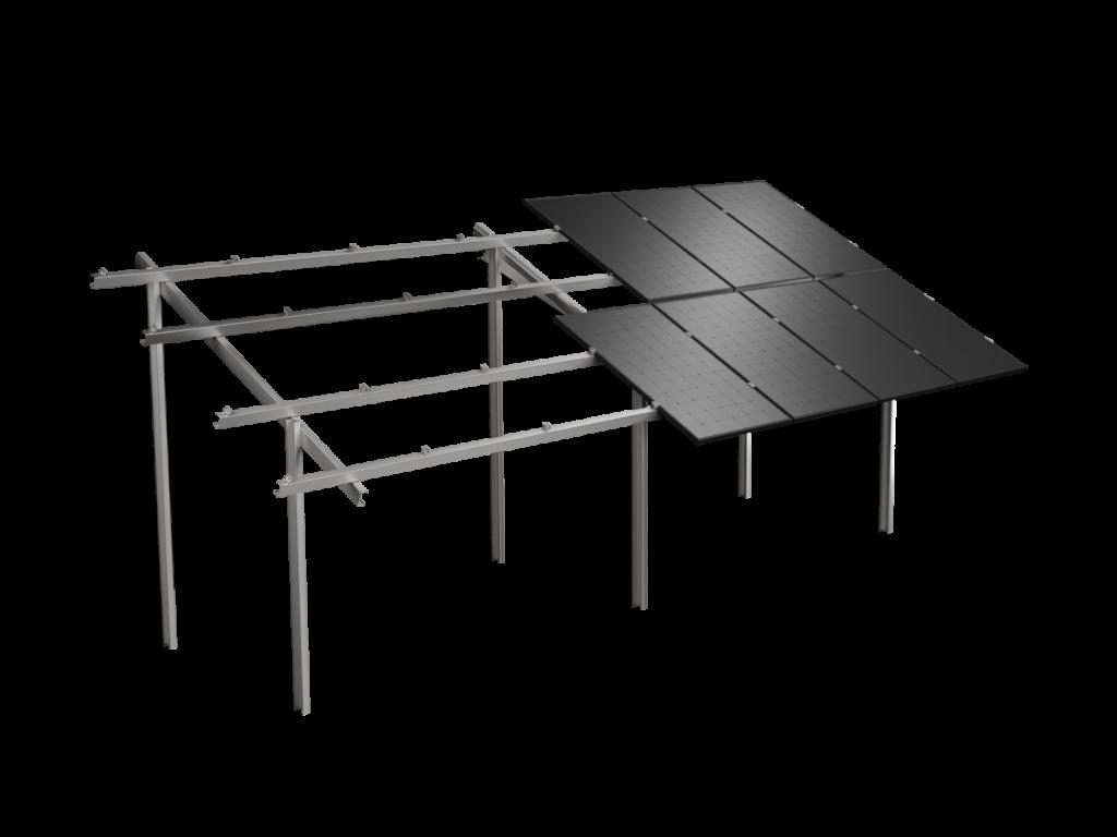 konstrukcja wolnostojąca kw002